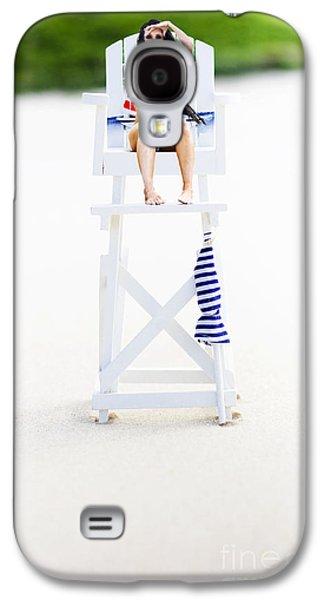Lifeguard Galaxy S4 Case by Jorgo Photography - Wall Art Gallery
