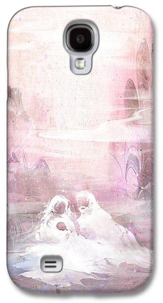 Light Of The World Galaxy S4 Case by Rachel Christine Nowicki