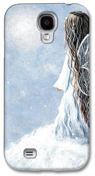 Little Fairy By Shawna Erback Galaxy S4 Case by Shawna Erback
