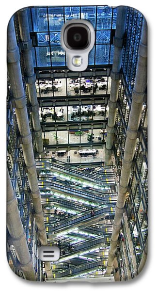 Lloyds Of London Interior Galaxy S4 Case by Mark Williamson