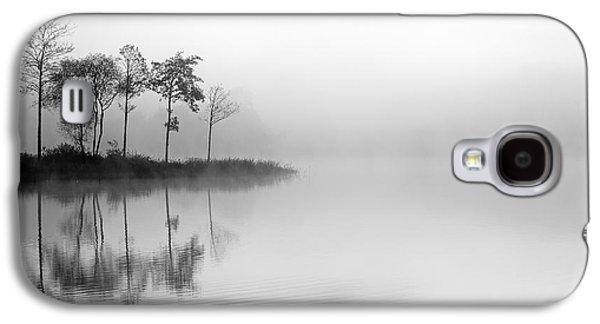 Loch Ard Trees In The Mist Galaxy S4 Case