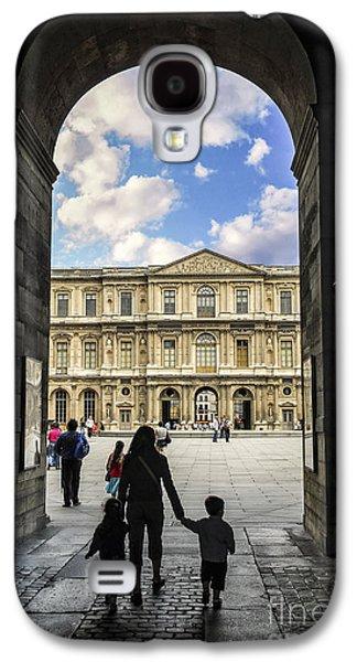 Louvre Galaxy S4 Case by Elena Elisseeva