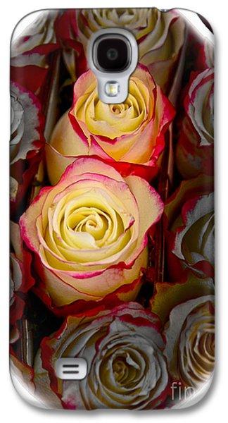 Love Is A Rose Galaxy S4 Case by Al Bourassa