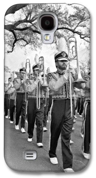 Lsu Marching Band Vignette Galaxy S4 Case by Steve Harrington