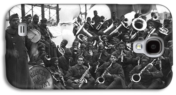 Harlem Galaxy S4 Case - Lt. James Reese Europe's Band by Underwood Archives