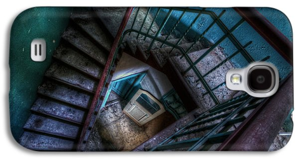 Lunatic Stairs Galaxy S4 Case by Nathan Wright