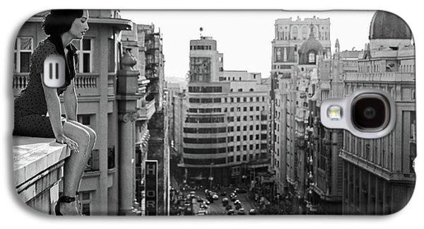 Mad Madrid Galaxy S4 Case