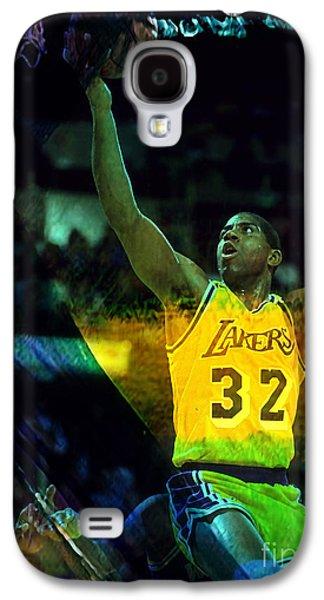 Magic Johnson Galaxy S4 Case