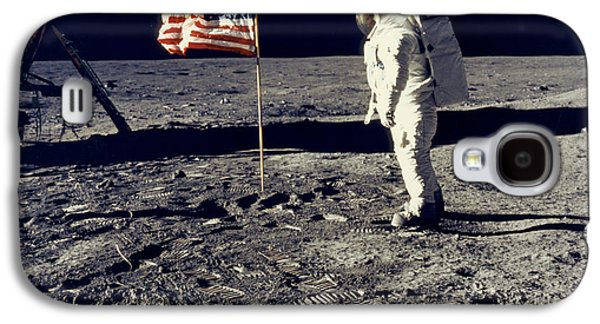 Man On The Moon Galaxy S4 Case