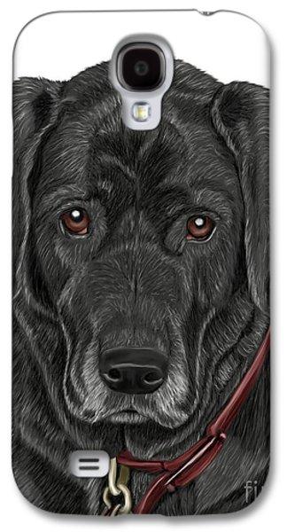 Mans Best Friend Galaxy S4 Case by Karen Sheltrown