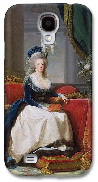 Marie Antoinette Galaxy S4 Case by Elisabeth Louise Vigee-Lebrun