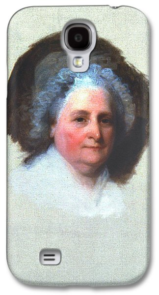 Martha Washington (1731-1802) Galaxy S4 Case