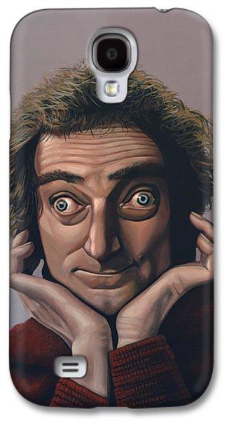 Marty Feldman Galaxy S4 Case by Paul Meijering