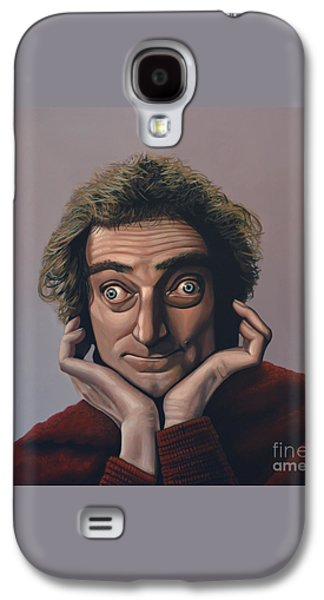 Marty Feldman Galaxy S4 Case by Paul Meijering