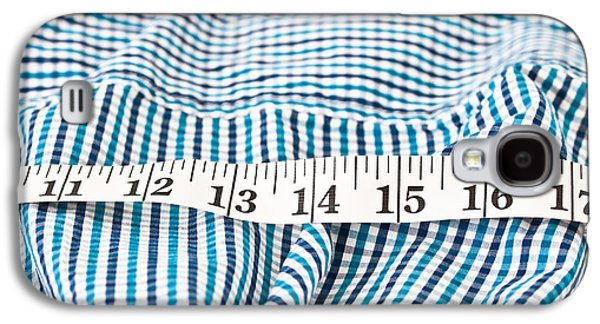 Measuring Tape Galaxy S4 Case by Tom Gowanlock