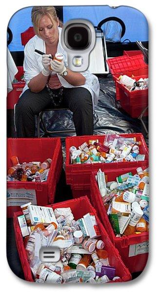 Medication Disposal Centre Galaxy S4 Case