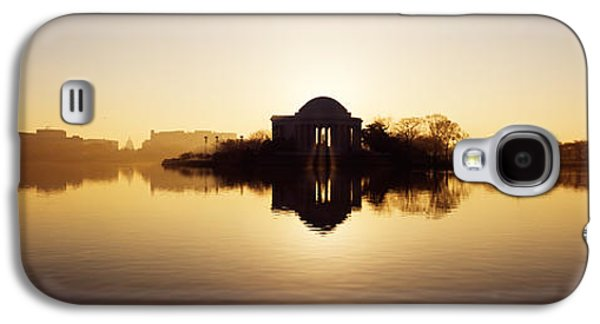Memorial At The Waterfront, Jefferson Galaxy S4 Case by Panoramic Images