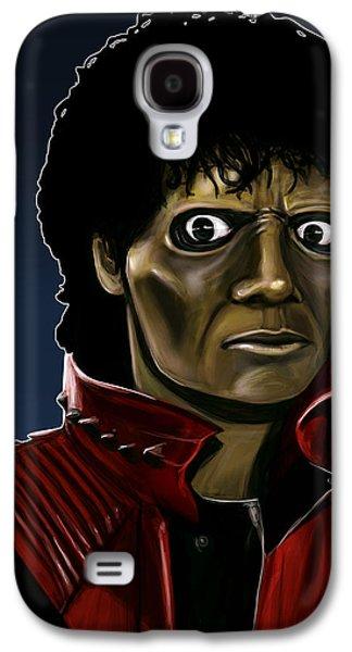 Michael Jackson Thriller Galaxy S4 Case