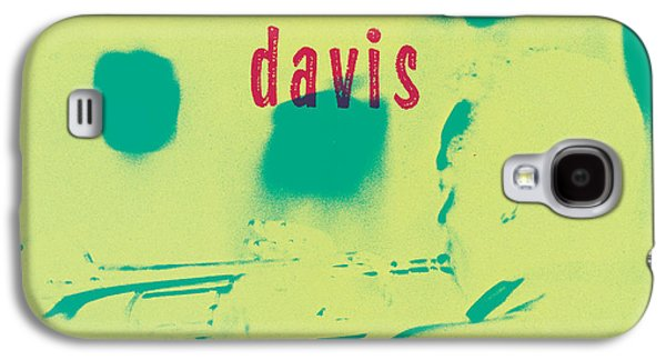 Trumpet Galaxy S4 Case - Miles Davis -  Blue Moods by Concord Music Group