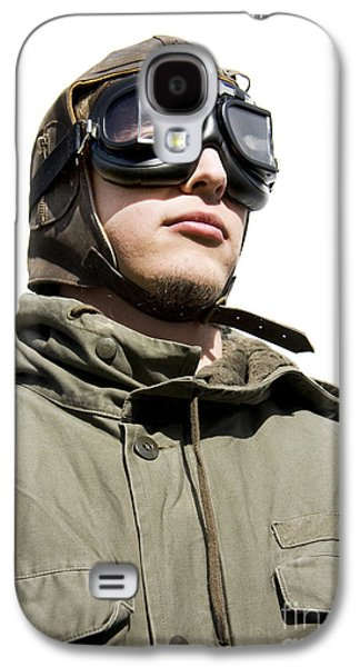 Military Man Galaxy S4 Case by Jorgo Photography - Wall Art Gallery