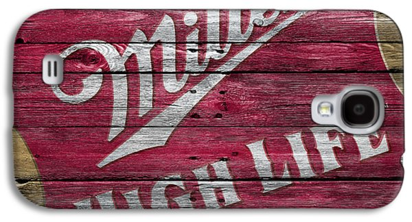 Miller High Life Galaxy S4 Case by Joe Hamilton