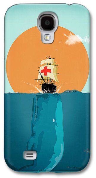 Moby  Galaxy S4 Case