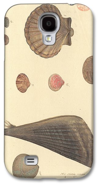 Molluscs Galaxy S4 Case by Natural History Museum, London