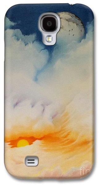 Moonrise Galaxy S4 Case