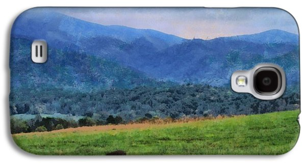 Morning Deer In Cades Cove Galaxy S4 Case