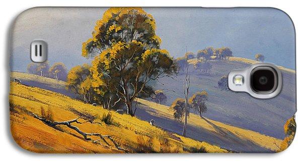 Morning Sunlight  Galaxy S4 Case by Graham Gercken