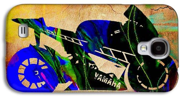 Motorcycle Galaxy S4 Case