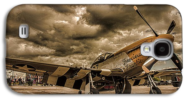 Mustang Galaxy S4 Case by Martin Newman
