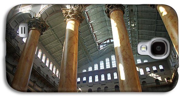 National Building Museum Galaxy S4 Case by Cora Wandel