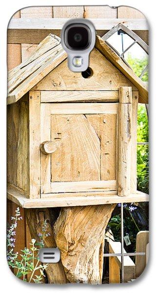 Nesting Box Galaxy S4 Case by Tom Gowanlock