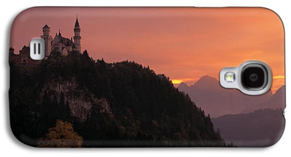 Neuschwanstein Palace Bavaria Germany Galaxy S4 Case by Panoramic Images