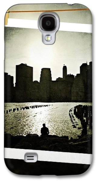 New York In June Galaxy S4 Case by Natasha Marco