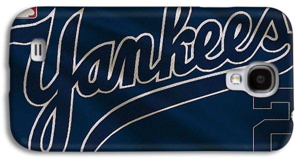 New York Yankees Derek Jeter Galaxy S4 Case