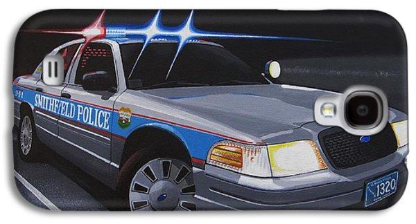Night Patrol Galaxy S4 Case by Robert VanNieuwenhuyze