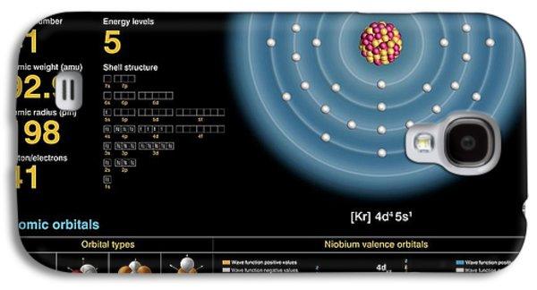 Niobium Galaxy S4 Case by Carlos Clarivan