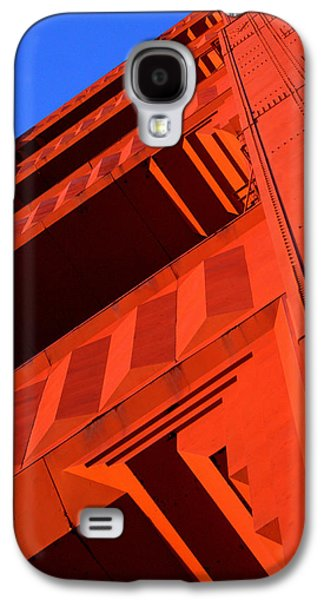 North Tower Golden Gate Bridge Galaxy S4 Case