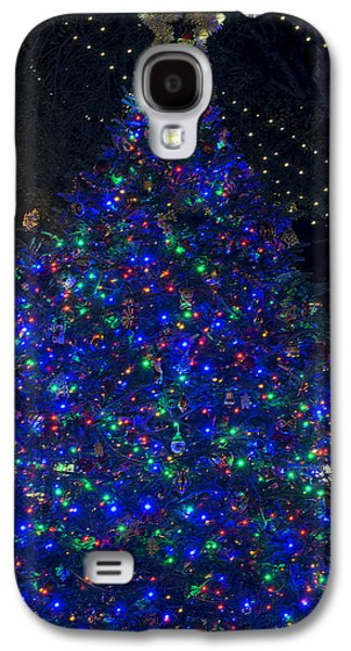 O Christmas Tree Galaxy S4 Case by Kenneth Albin