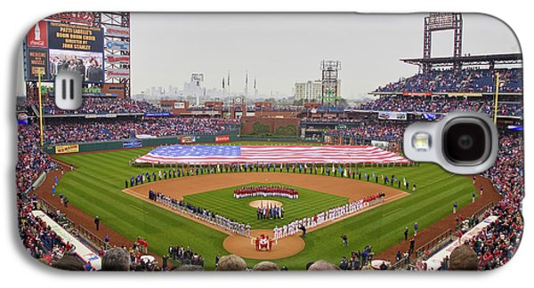 Opening Day Ceremonies Featuring Galaxy S4 Case
