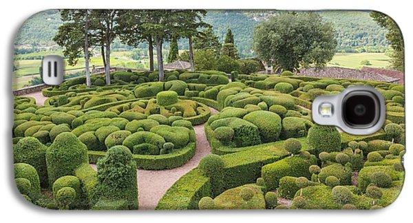 Overhanging Gardens Of Marqueyssac Galaxy S4 Case