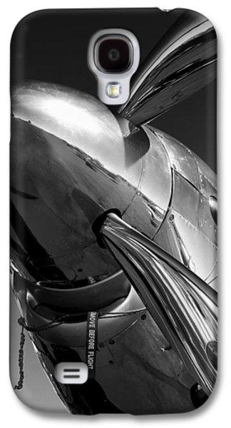 American Landmarks Galaxy S4 Case - P-51 Mustang by John Hamlon