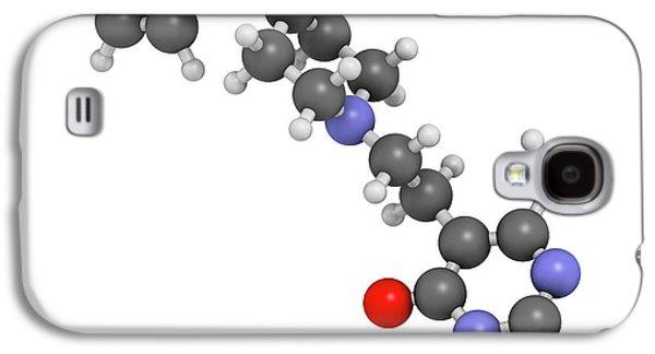Paliperidone Drug Molecule Galaxy S4 Case by Molekuul
