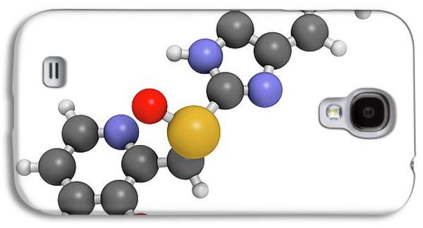 Pantoprazole Gastric Ulcer Drug Molecule Galaxy S4 Case