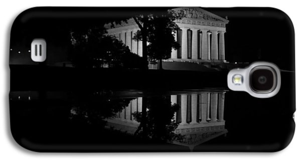 Parthenon Puddle Galaxy S4 Case