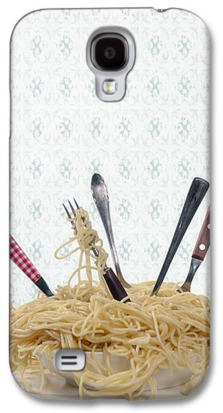 Pasta For Five Galaxy S4 Case