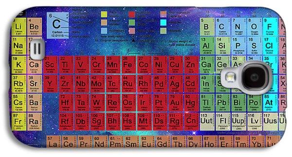 Periodic Table Galaxy S4 Case