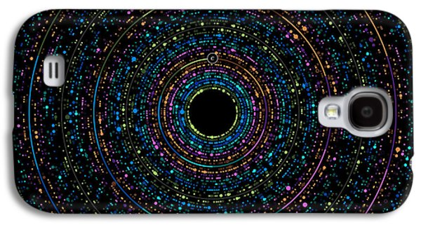 Pi Phi And E Transition Bubble Heaps Galaxy S4 Case